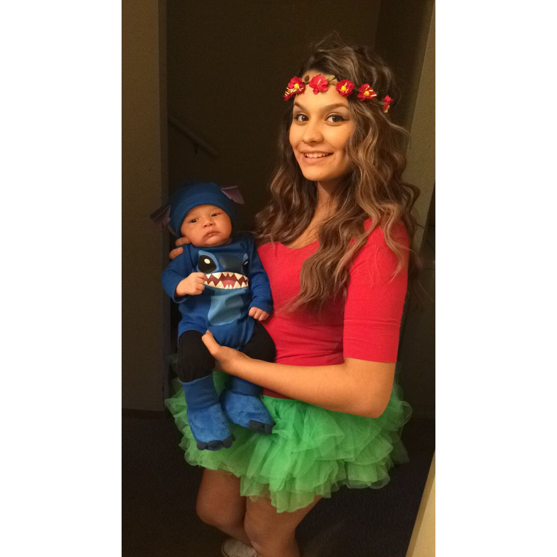 Baby And Mommys Costumes Pregnant Halloween Costumes Daughter Halloween Costumes Mother Daughter Halloween Costumes