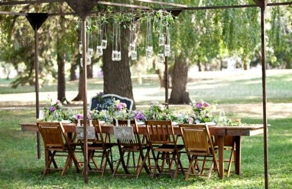 Deco Champetre Jardin