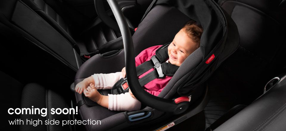 Alpha Car Seat Baby In Capsule