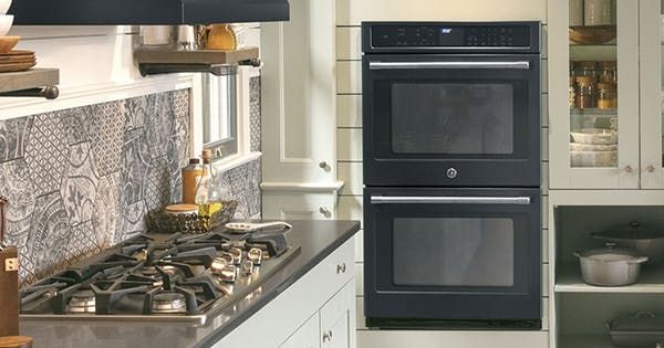 4 color palettes that pair perfectly with black kitchen appliances