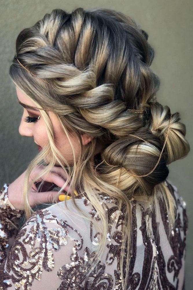 42 Boho Wedding Hairstyles To Fall In Love With #weddinghairstylesside