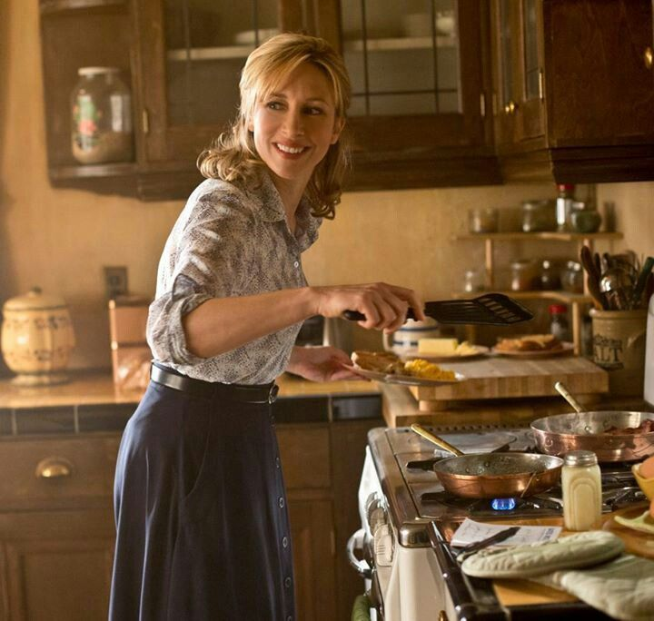 Vera Farmiga As Norma Bates In Bates Motel. She's A