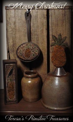 Teresa's Primitive Treasures | Primitive Handmades Mercantile