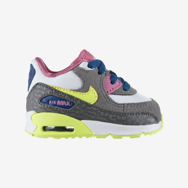 wholesale dealer a137b 70455 Nike Air Max 90 Toddler Girls  Shoe