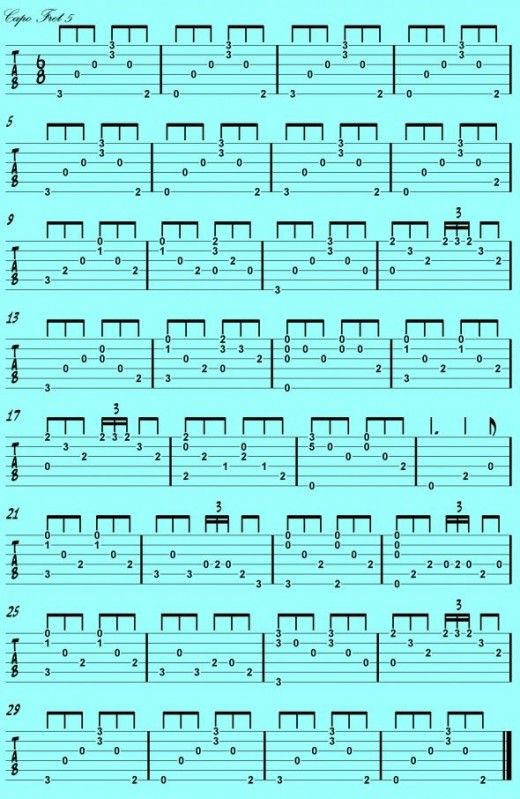 Guitar study in Jeff Buckley style | guitar | Pinterest | Jeff ...