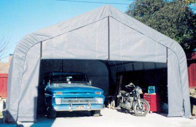 DIY Portable RV Boat Carports Shelters Hiscoshelters