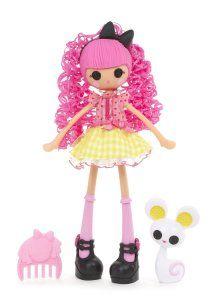 #Lalaloopsy Girls Crumbs Sugar Cookie Doll.
