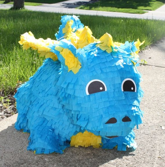Dragon Piñata by Piñata Queen