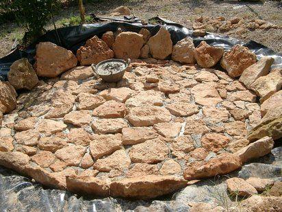 9 consejos para hacer un estanque gardens for Como fabricar un estanque