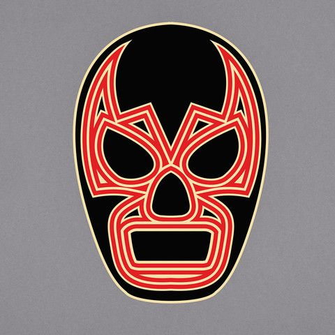 Love these stickers lucha underground luchadore sticker
