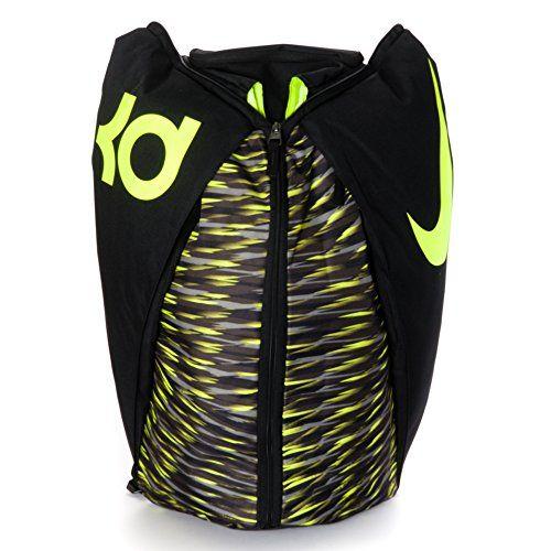 Nike KD Max Air VIII Basketball Backpack Black Tumbeled   Basketball ... d07532d810