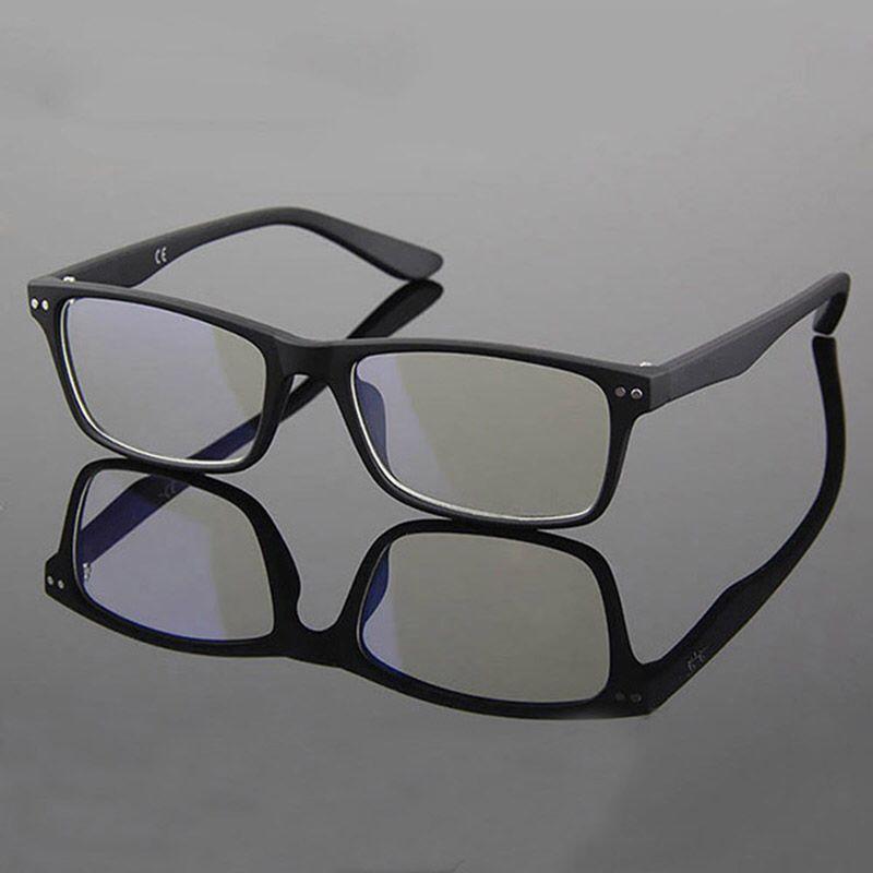 Brand Glasses RB8145 Anti-radiation Eyeglasses Frames Men
