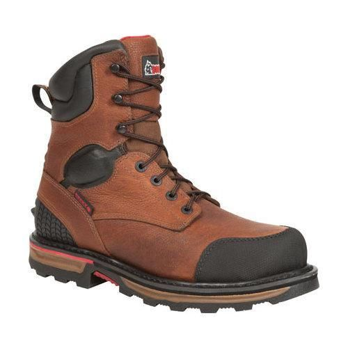 Men's Rocky 8in Elements Dirt Steel Toe RKYK076 Boot