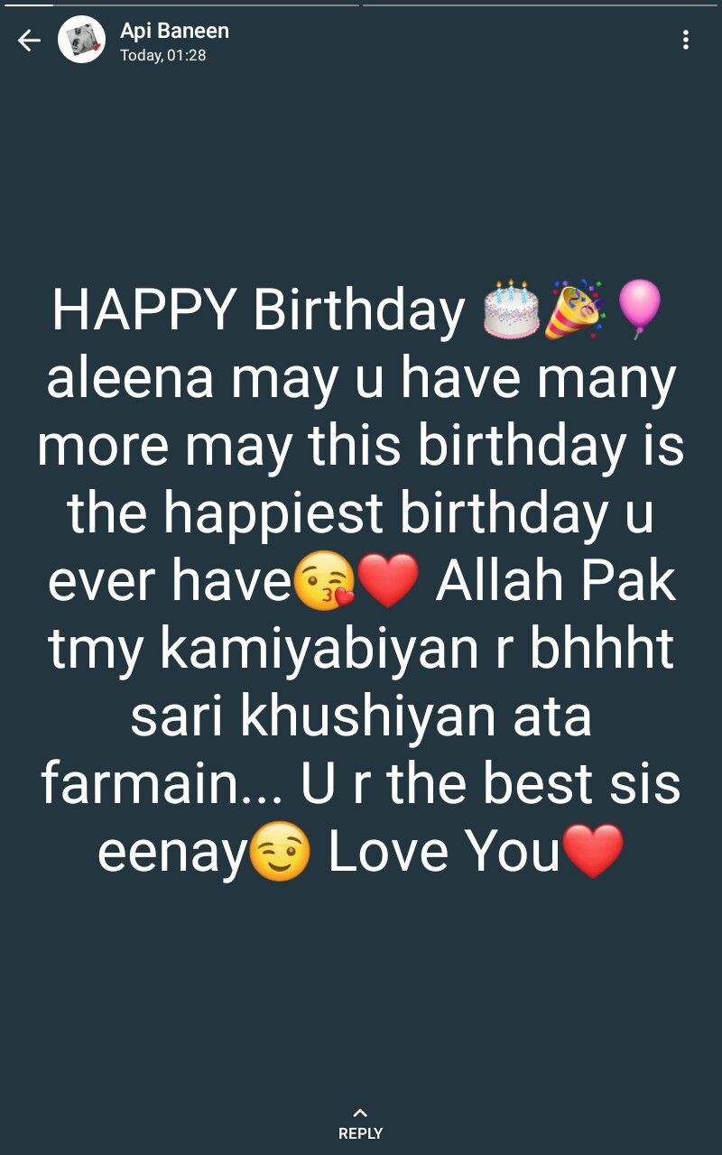Thnk Youuu Soooo Much Apiii World S Best Sister Happy Birthday Wishes Quotes Happy Birthday Quotes For Friends Birthday Quotes Bff