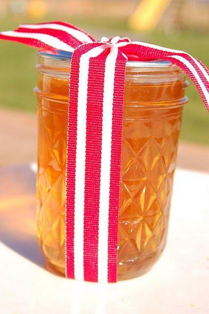 cinnamon apple anise jelly