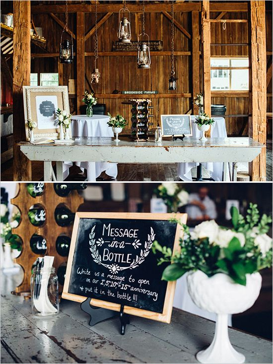 Wedding Sign In Table Decorations Glamorous Milk Glass Inspired Wedding  Wedding Weddings And Themed Weddings Inspiration Design