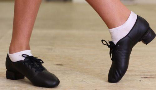 boys' reel shoes   Irish dancing