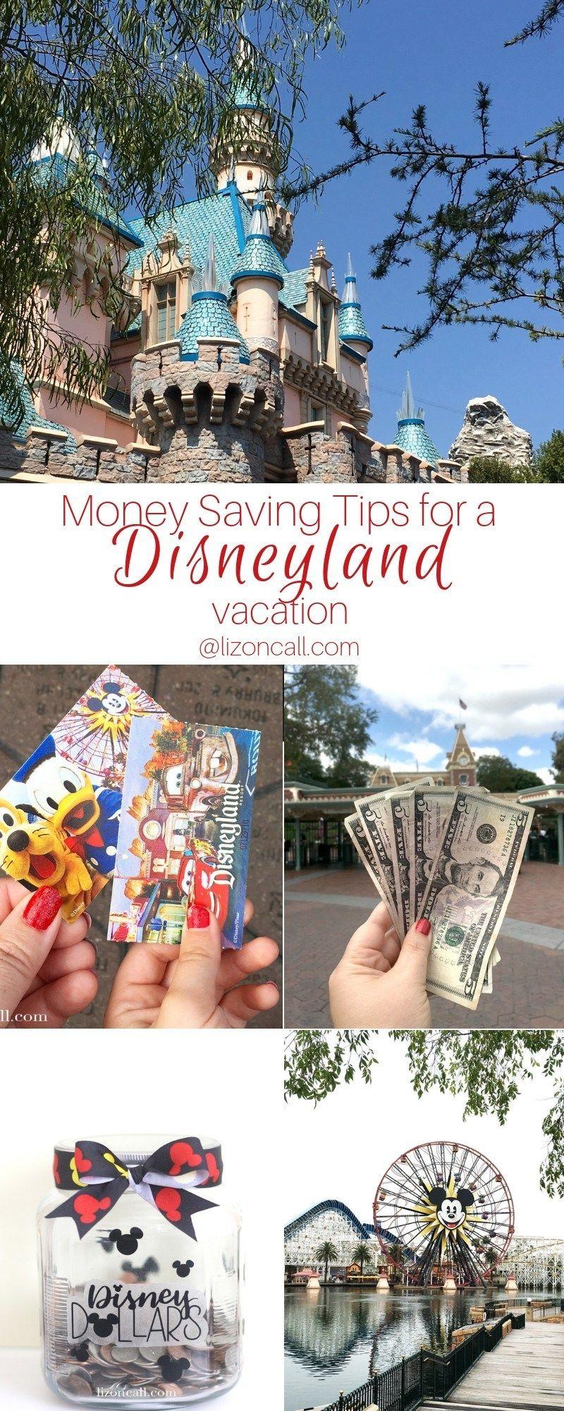 Photo of Geld sparen Tipps für einen Disneyland Urlaub – Liz auf Abruf