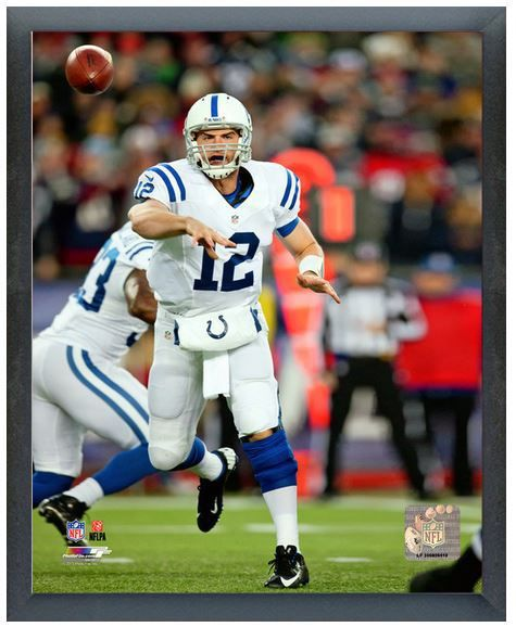 Andrew Luck Indianapolis Colts -11\