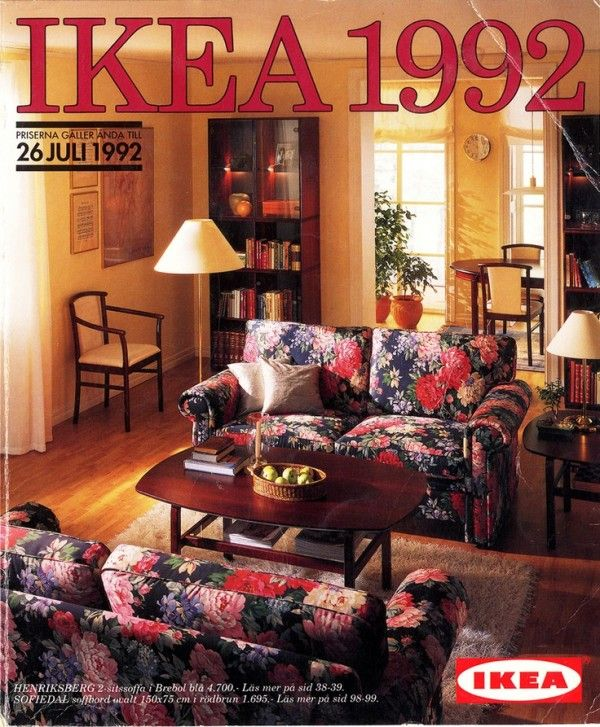 IKEA 1992 Catalog. Ikea Catalogue 1994   For the home   Pinterest