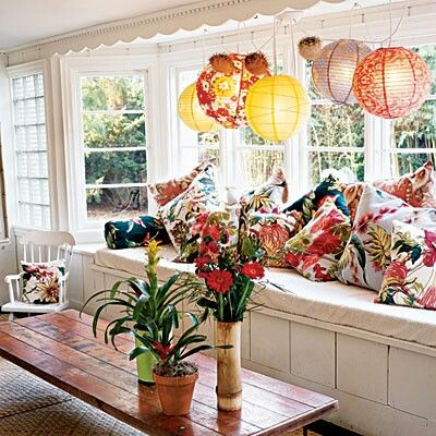 Indoor retreat