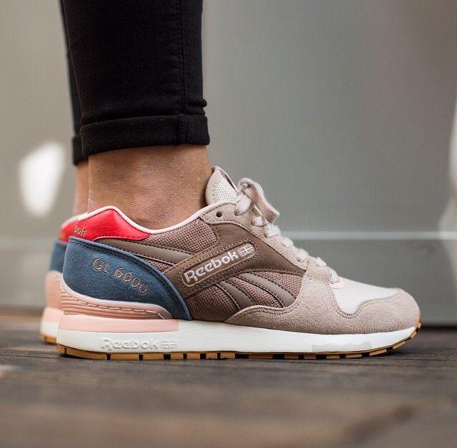 Reebok GL 6000 Flower | Summer Love in 2019 | Sneakers, Shoe