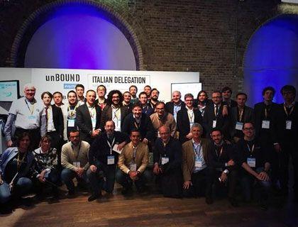 Londra, all'Unbound Digital l'Italia fa squadra. http://www.economyup.it/startup/1849_londra-all-unbound-digital-l-italia-fa-squadra.htm #unBounddigital #London #startup