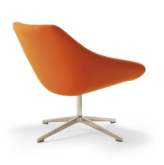 A640 Open Fully Upholstered Lounge Chair / DBI Furniture Solutions /  Supplies And Installs Office Furniture