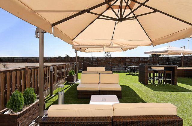 Hotel Auditorium Madrid Terraza Cocktail Bar Cocktail