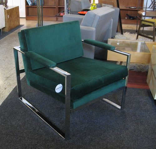 MODERNIST CLUB CHAIR MILO BAUGHMAN ATTRIBUTION By Mod Livin Mid Century  Retro Modern Furniture Store,