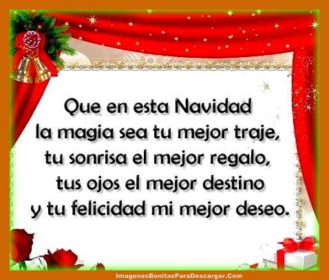 Frases cortas feliz navidad prospero a o 478 - Felicitaciones cortas de navidad y ano nuevo ...