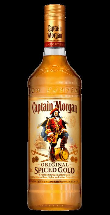 Captain Morgan Original Spiced Gold Rum Captain Morgan Captain Morgan Drinks Gold Rum