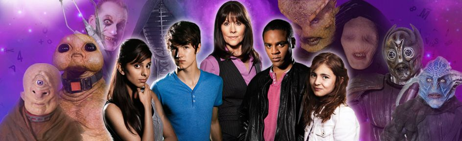 The Sarah Jane Adventures Online Games For Kids At Cbbc