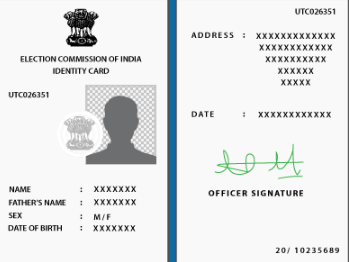 How To Update Details Of Voter Id Card Online Voter Card Voter