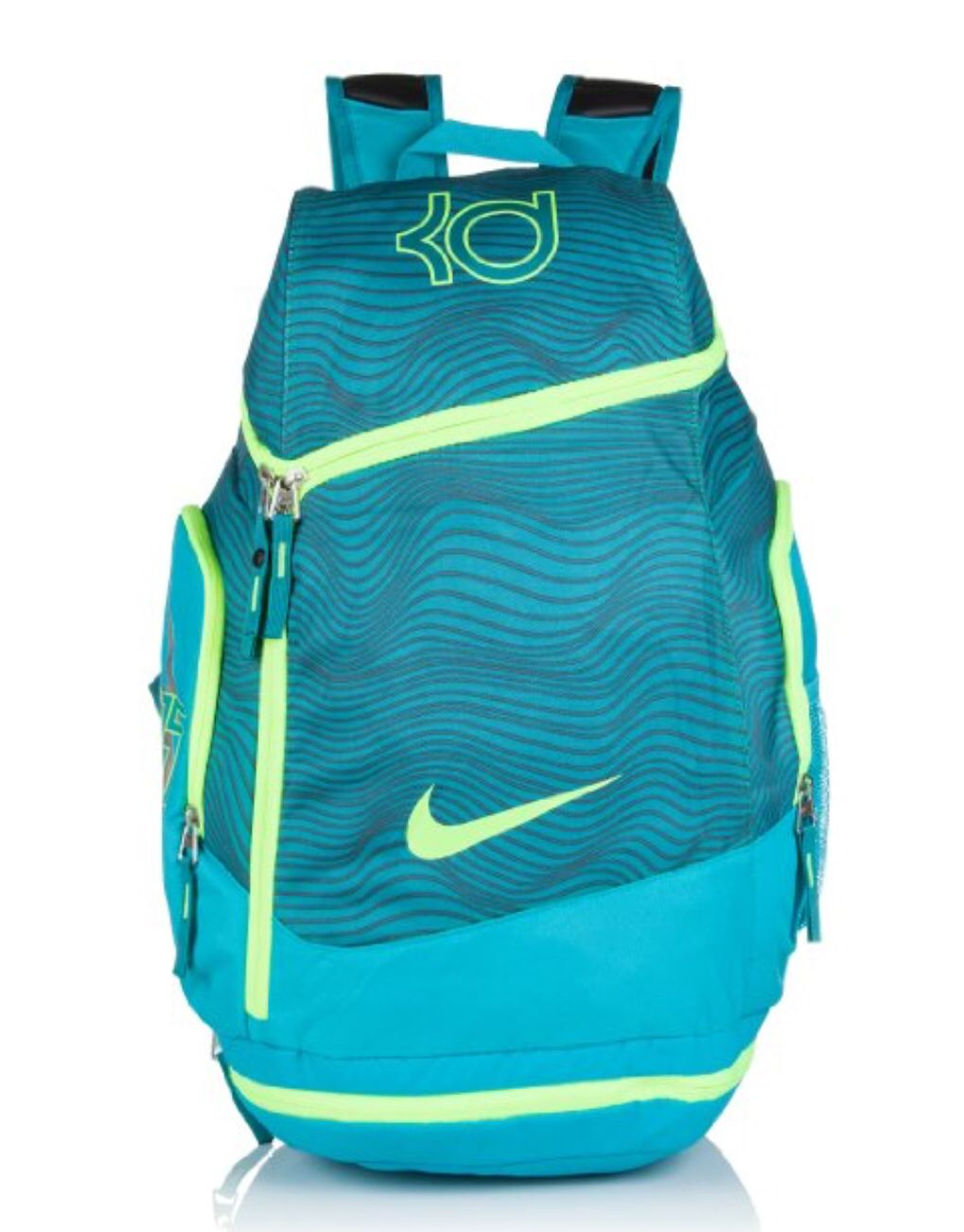 nike elite backpack blue