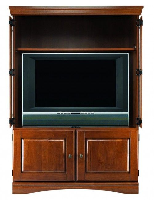 Enclosed Tv Stand With Mount