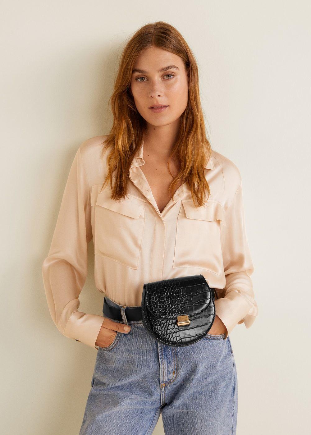 2e7560269f9fd8 Animal print belt bag - Women in 2019 | fall 2018 | Animal print ...