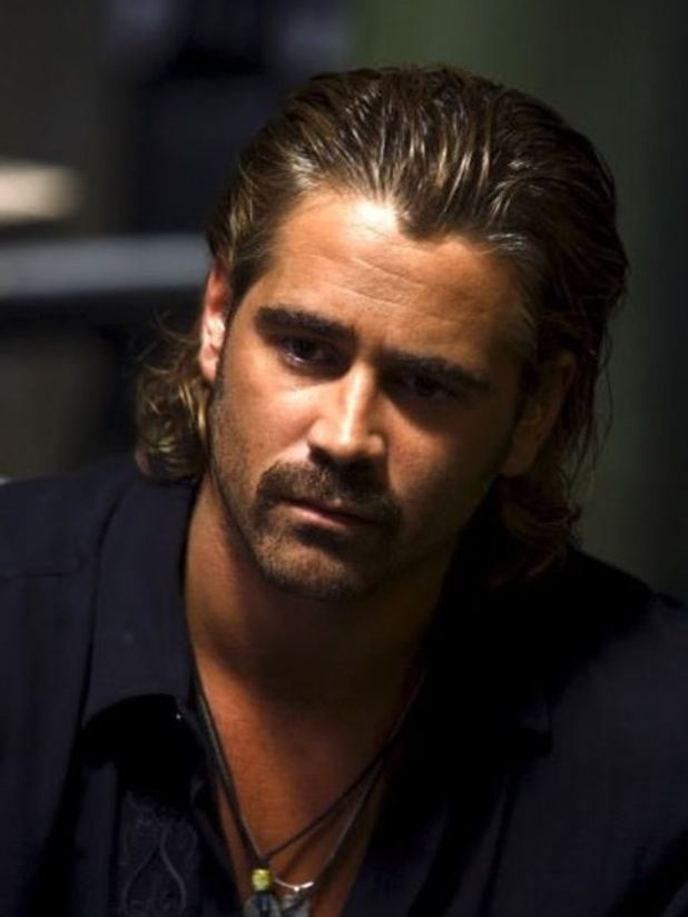 Crazy Facial Hair In Movies Only In My Dreams Colin Farrell