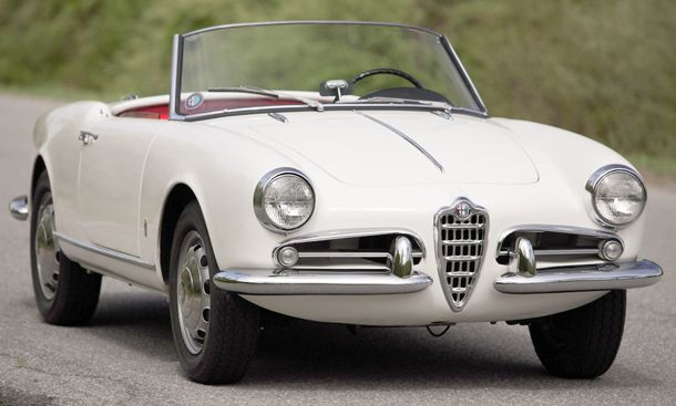 1956 Alfa Giulietta Spider Alfa Romeo Alfa Romeo Giulietta Alfa Romeo Cars