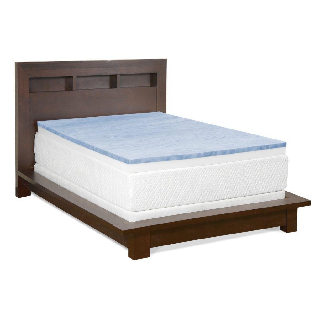 Memory Foam Mattress Bed Frame #selectingamemoryfoammattresstopper ...