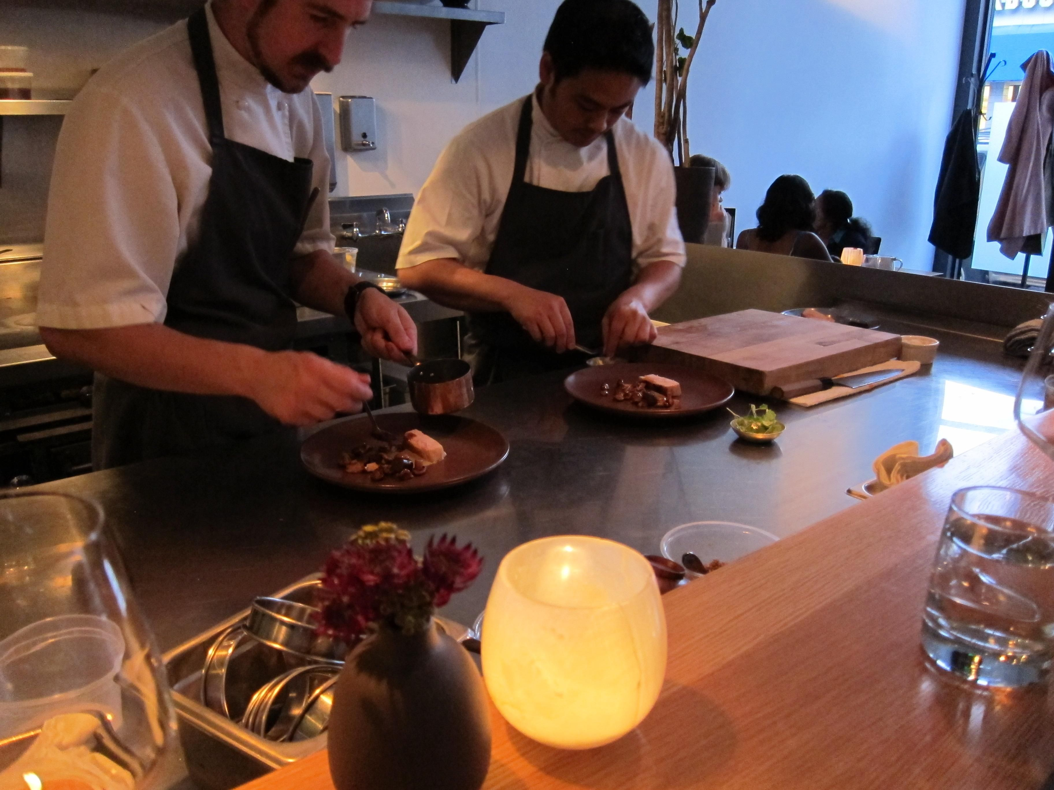 Commis oakland ca kitchen design open