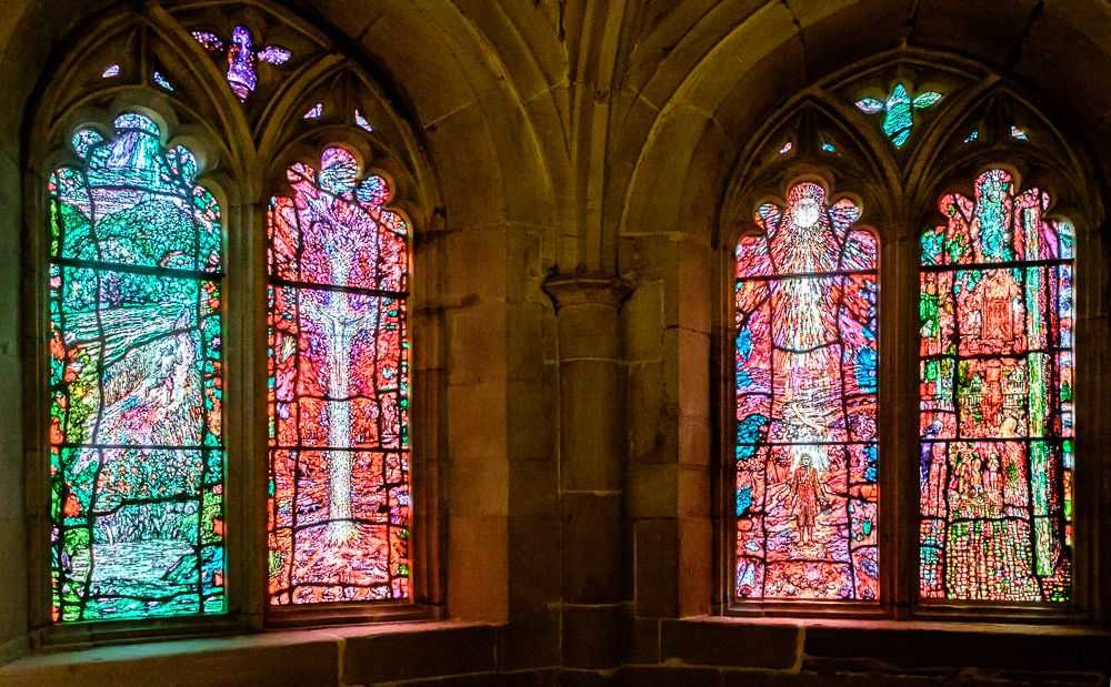Pin by Cynthia Hillman on stained glass windows | Stained glass