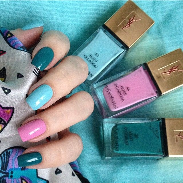 Pin By Duende On Duo Manicures Ideas Pinterest Manicure Makeup