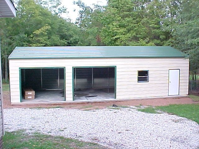 Southern Garage Packages Metal Garage Buildings Garage Prices Metal Garages