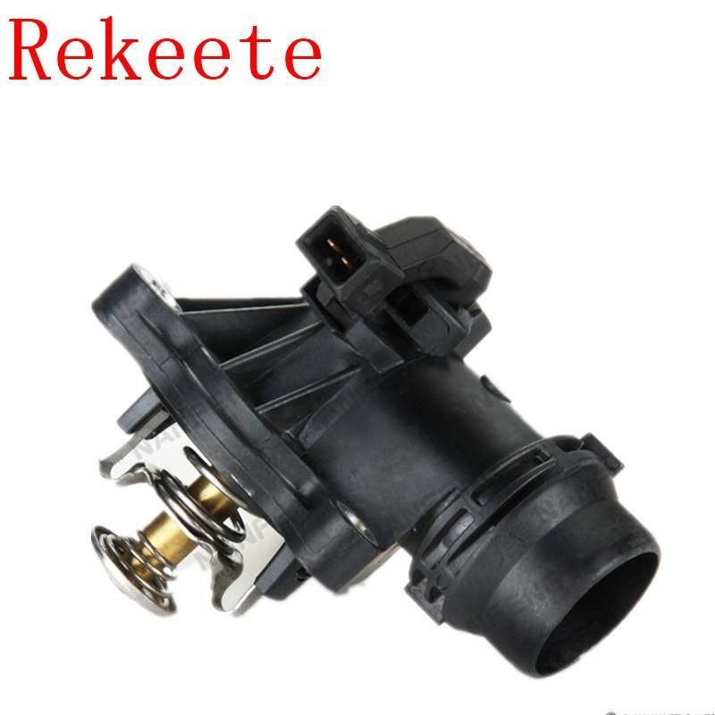 1pcs Auto Cooling System Thermostat Housing Thermostat Cover Thermostat Coolant Water Outlet 25632 02566 Thermostat Cover Cool Stuff Cooling System