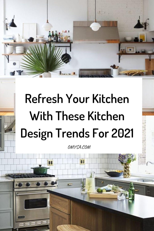 9 Hottest Kitchen Trends in 9   Kitchen design trends, Kitchen ...