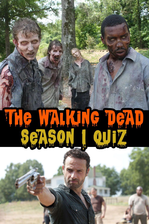 Dead quizzes walking the trivia 90+ Walking