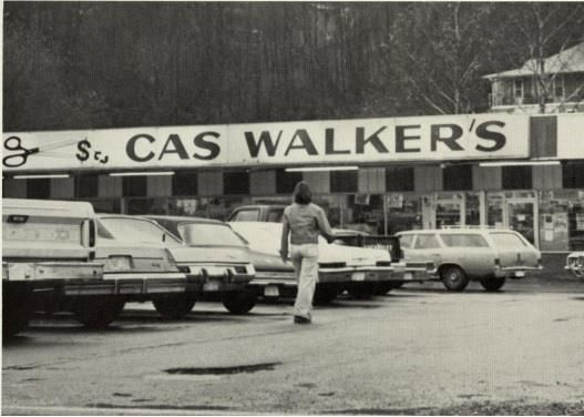 Cas Walker S In Knoxville Off Whittle Springs Appalachia