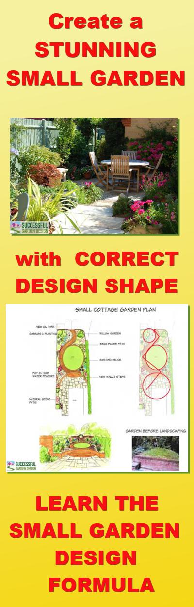 Learn The Small Garden Design Formula That International Garden Designer Rachel Mathews Developed From Her Exper Small Garden Design Garden Design Small Garden