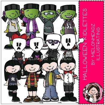 Melonheadz: Halloween clip art - Kidlettes - COMBO PACK ...